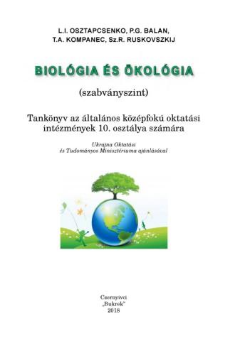 Autotrofok heterotróf paraziták, Tartalomjegyzék