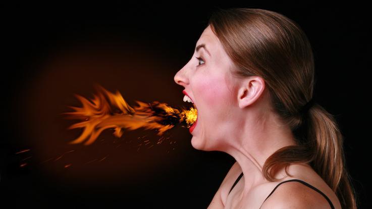 szájszag evés után bazsalikom rossz lehelet