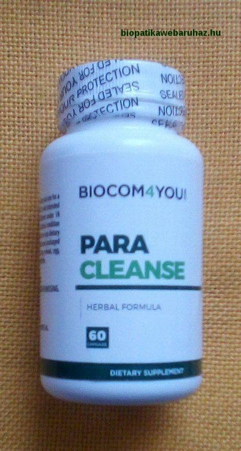 parazita elleni receptek