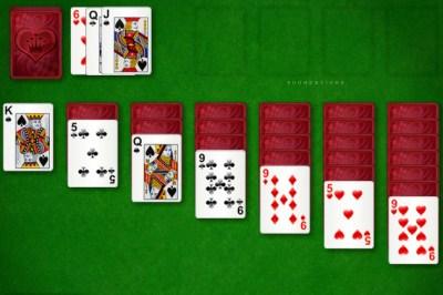 jáTÉKA - Passziánsz kártya ingyenes online játék internetes kártya játékok - Solitaire