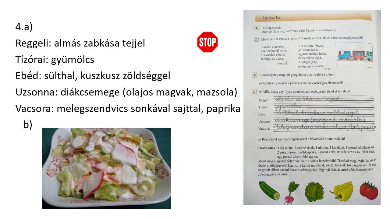 mindent a féregről parazitaellenes saláták